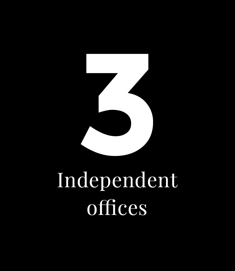 mulberry digital is well established with 3 offices around the world