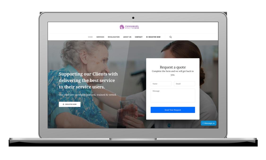 emmanuelcare-case-study-webdev