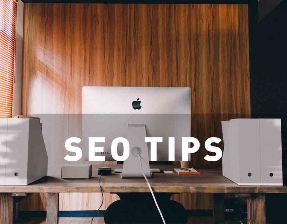 Blog Search engine optimisation tips