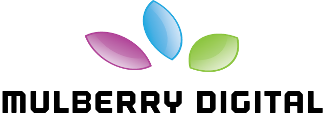 Mulberry digital logo