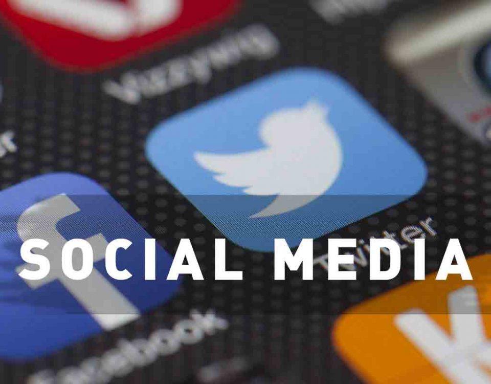 Blog social media post